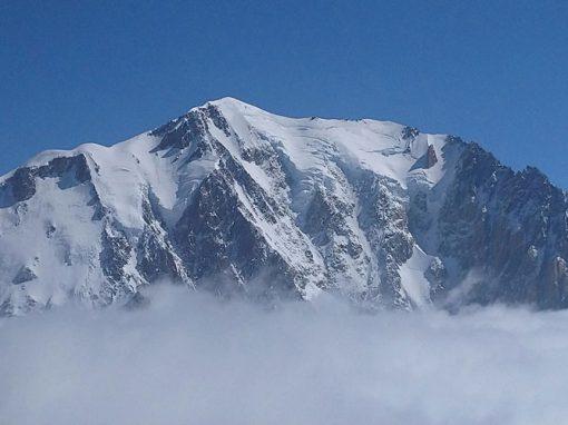 Mont Blanc La Traversèe Royale