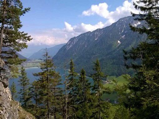Trailrunning im Karwendelgebirge