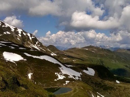 Trailrunning in den Kitzbüheler Alpen