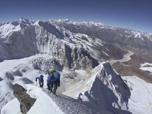 Himjung 7092m Zweitbesteigung